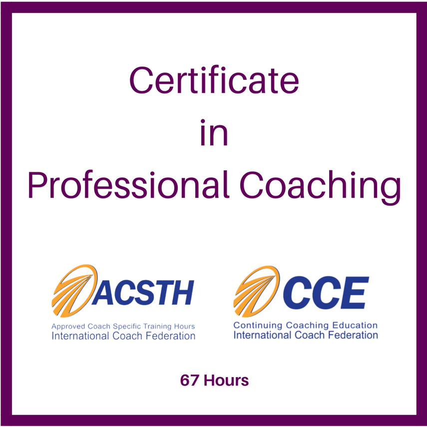 Certificate In Professional Coaching Transcend International