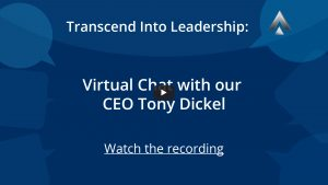 Leadership Chat with our CEO Tony Dickel